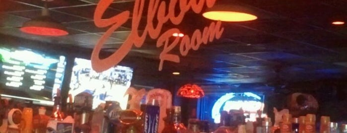 The Elbow Room is one of Omaha, NE.
