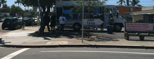 Kiko's Fish Taco Truck is one of san diego.