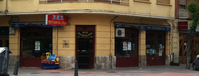 Bar Mayoral is one of Burgos.