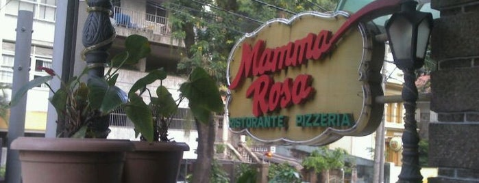 Mamma Rosa Ristorante is one of Onde comer.
