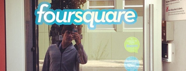 Foursquare SF is one of San Francisco.