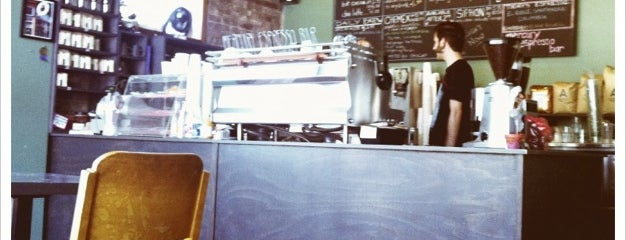 Mercury Espresso Bar is one of Toronto Coffee Shops.