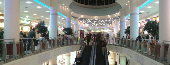 Maltepe Park is one of Shopping Centers.