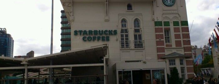 Starbucks is one of Istanbul.