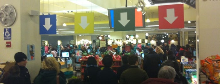 Whole Foods Market is one of New York Sightseeing.