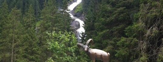 Krimmler Wasserfälle is one of Austria #4sq365at Zwoa (Two).