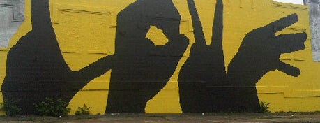 Baltimore Love Project Mural #7 is one of Music Arts & Culture.