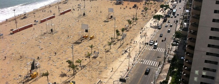 Aterro da Praia de Iracema is one of Igorさんのお気に入りスポット.