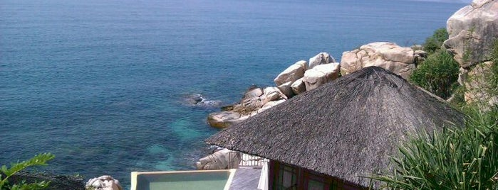 Six Senses Ninh Van Bay is one of Vietnam.