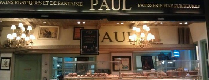Paul is one of Restaurantes.