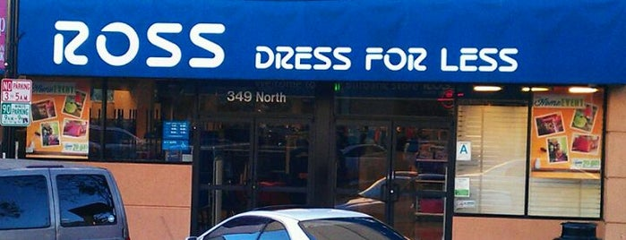 Ross Dress for Less is one of L. A..
