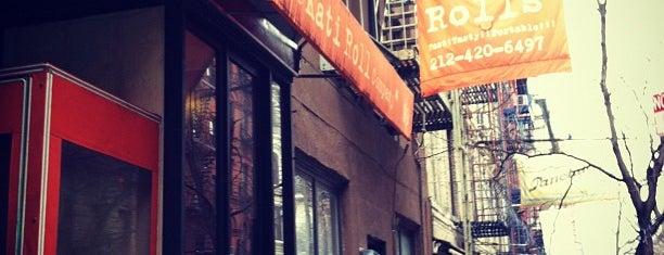 The Kati Roll Company is one of บันทึกเดินทาง New York.