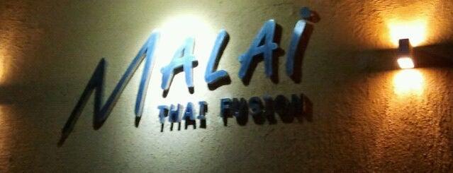 Malai Thai Fusion Cumbuco is one of Lugares favoritos de Erika.