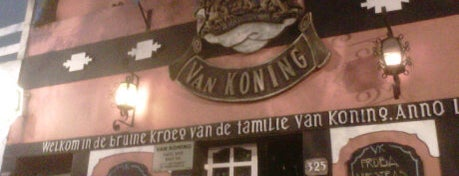 Van Koning is one of Bares y After Hours.