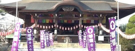 善光寺 東海別院 is one of 尾張七福神.