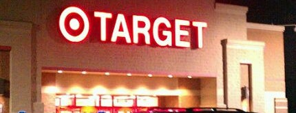 Target is one of Lieux qui ont plu à Gavin.