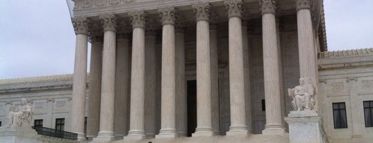 Supreme Court of the United States is one of Must see places in Washington, D.C..