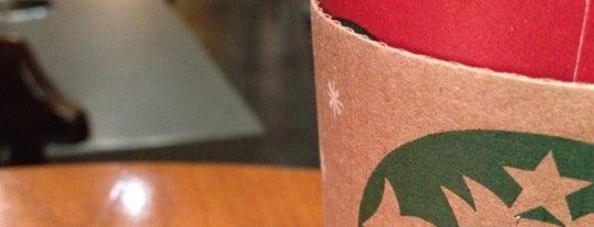 Starbucks is one of California.