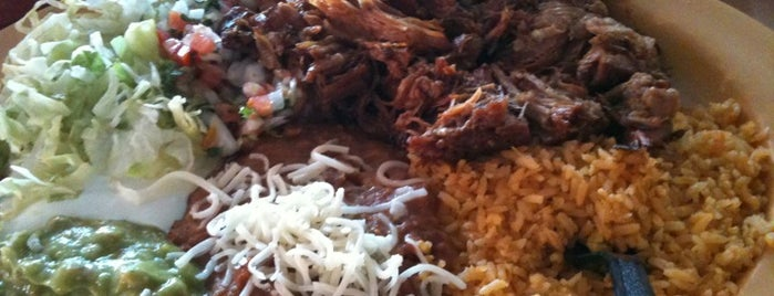 Taqueria Los Compadres is one of Eater's Mexican Food in the Central Valley.