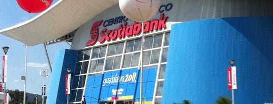 Centro Acuático Scotiabank is one of Teresaさんのお気に入りスポット.