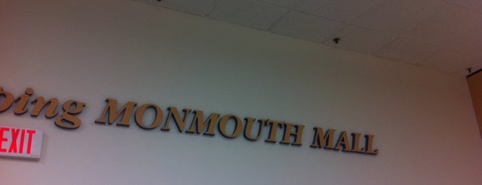 Monmouth Mall is one of New Jersey Shopping Malls.