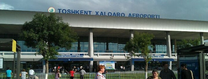 Toshkent Xalqaro Aeroporti | Tashkent International Airport (TAS) is one of Airports in Europe, Africa and Middle East.