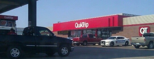 QuikTrip is one of Lieux qui ont plu à Garath.