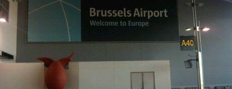 Aeropuerto de Bruselas (BRU) is one of Airports - Europe.