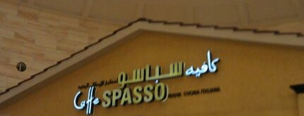 Caffe Spasso, Villagio is one of Posti salvati di Awashy.
