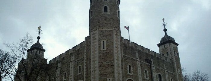 Tower of London is one of Stuff I want to see and redo in London.