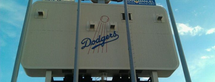 Dodger Stadium is one of Top Picks for Sports Stadiums/Fields/Arenas.