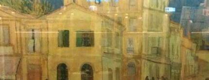 Van Gogh Museum is one of Gratis toegang met (free entry with) museumkaart..