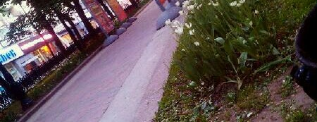Никитский бульвар is one of Walking.