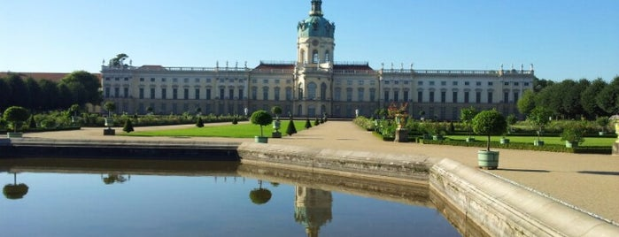 Schlossgarten Charlottenburg is one of Berlin to-do list '2020.