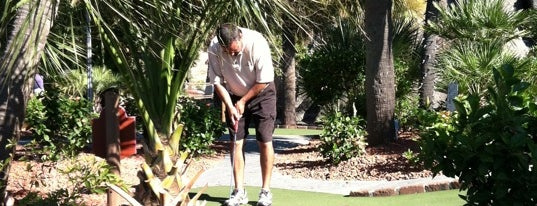 Hawaiian Rumble Golf is one of Family Beach Vacation.