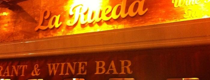 La Rueda is one of Lieux qui ont plu à Pablo.