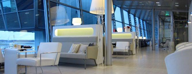 Finnair Lounge (Schengen) is one of Lugares favoritos de Hideo.