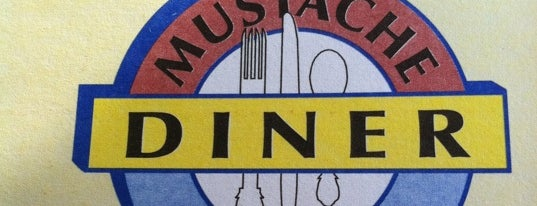 """Mustache Bill's is one of """"Diners, Drive-Ins & Dives"""" (Part 2, KY - TN)."""