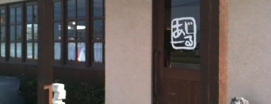 あじーる is one of 関西カレー部.
