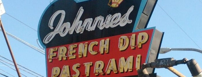 Johnnie's Pastrami is one of Oldest Los Angeles Restaurants Part 1.