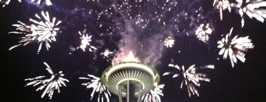 Space Needle is one of A Weekend in Seattle.