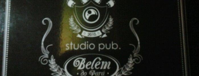 Studio Pub is one of Belém - Turistão Bonzão.