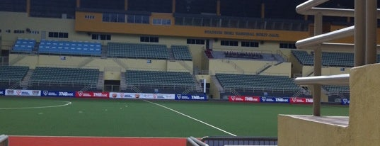 Stadium Hoki Nasional is one of Attraction Places to Visit.