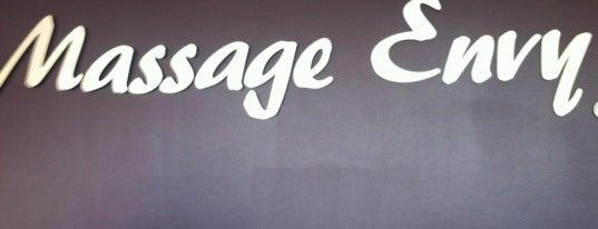 Massage Envy - West Jefferson is one of Tempat yang Disukai AJ.
