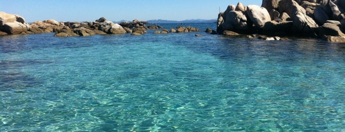 Plage de Piantarella is one of Corsica del Sud.