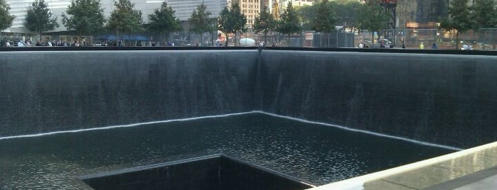 National September 11 Memorial & Museum is one of Must-visit Arts & Entertainment in New York.