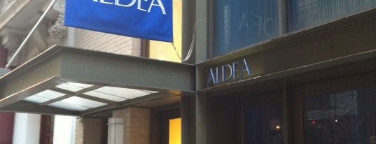 Aldea is one of Restaurants in NYC.