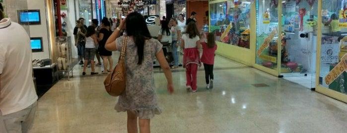Shopping Piracicaba is one of Shoppings e Malls em Americana, Campinas e Região.