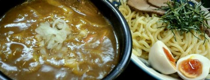 つけ麺 丸和 春田本店 is one of Tempat yang Disimpan issinta.