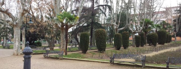 Parque de la Alamedilla is one of Lieux qui ont plu à Daniel.